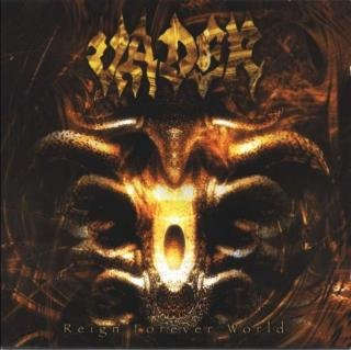 VADER reign forever world CD 2001 DEATH METAL