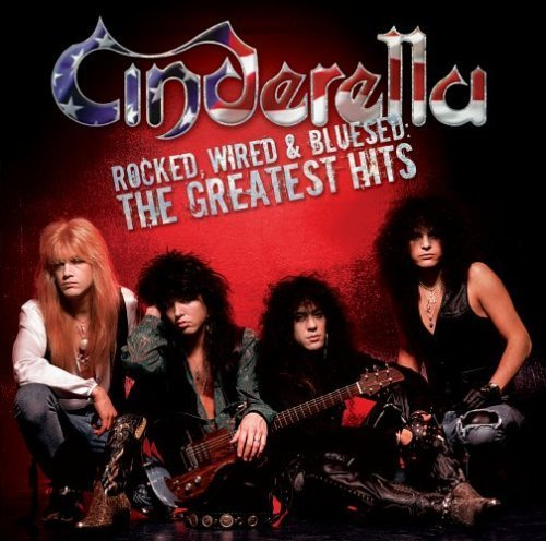 CINDERELLA rocked, wired & bluesed - the greatest hits CD 2005 HARD ROCK