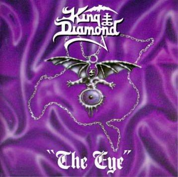 KING DIAMOND the eye CD 1986 HEAVY METAL
