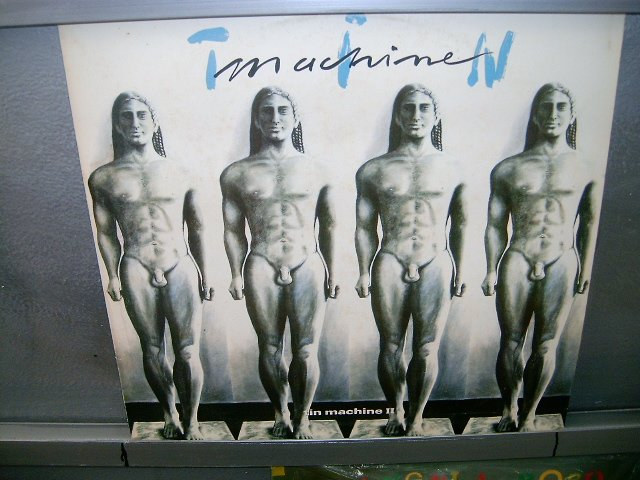 TIN MACHINE tin machine 2 LP 1991 ROCK SEMI-NOVO MUITO RARO VINIL