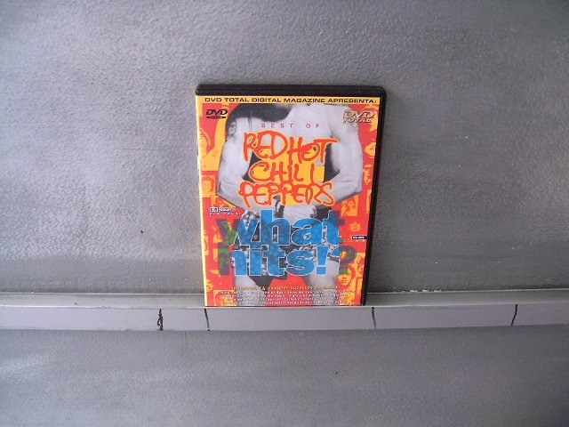 RED HOT CHILLI PEPPERS what hits!? DVD ? ROCK FUNK
