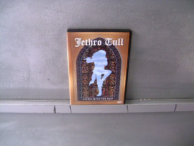JETHRO TULL living with the past DVD 2002 PROGRESSIVE ROCK
