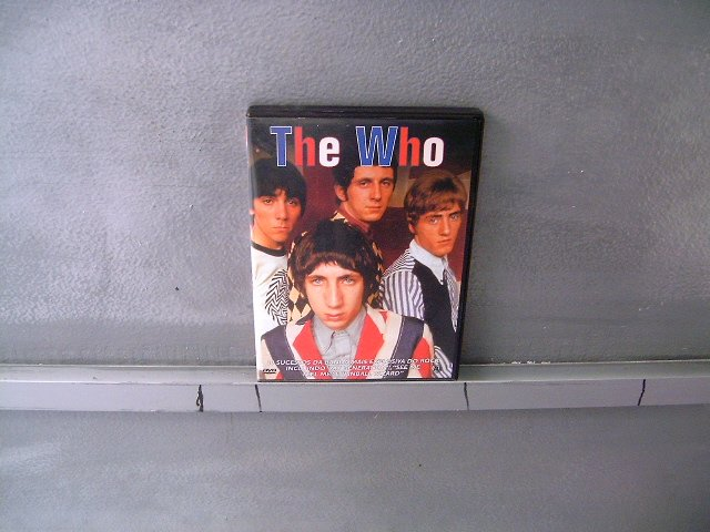 THE WHO the who DVD ? ROCK