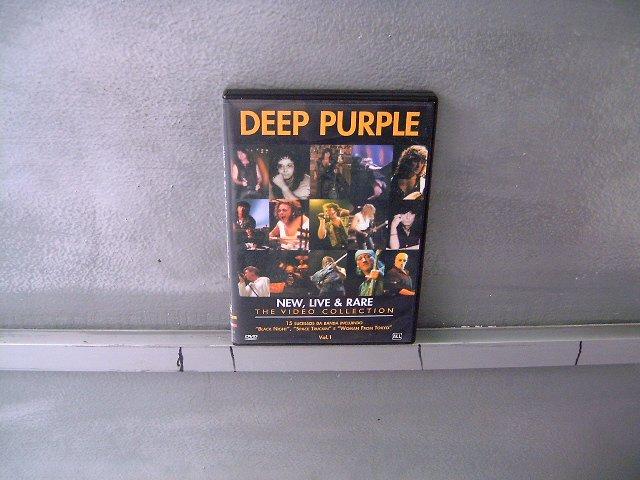 DEEP PURPLE new, live & rare DVD ? HEAVY ROCK