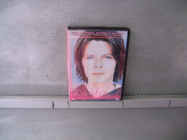 DAVID BOWIE david bowie DVD ? ALTERNATIVE MUSIC