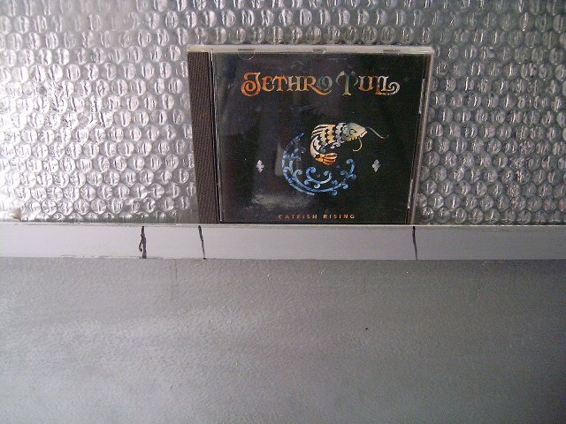 JETHRO TULL catfish rising CD 1991 PROGRESSIVE ROCK