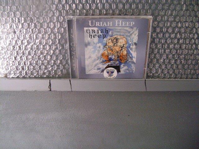 URIAH HEEP uriah heep CD 1999 ROCK