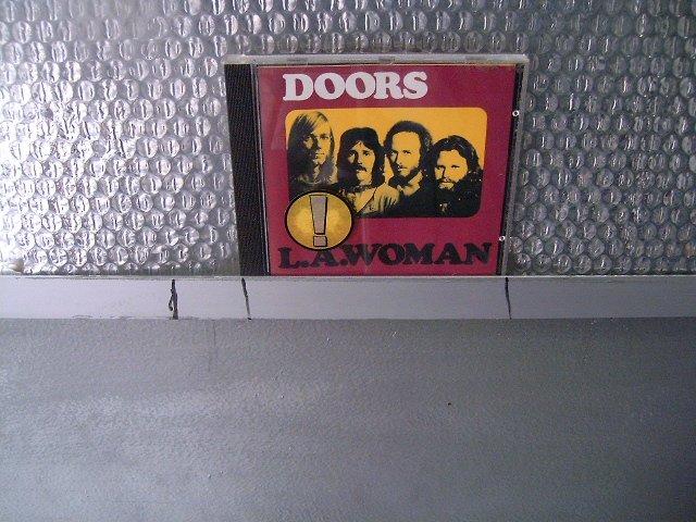 THE DOORS l.a. woman CD 1971 ROCK