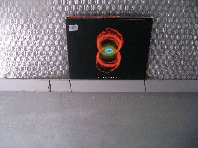 PEARL JAM binaural CD 2000 ALTERNATIVE ROCK