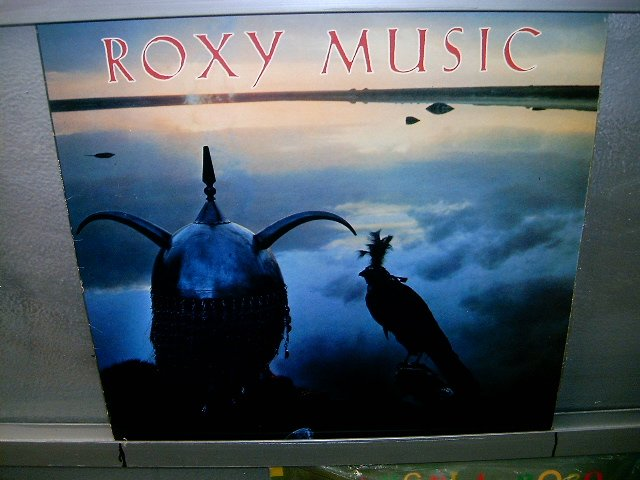 ROXY MUSIC avalon LP 1982 ROCK  EXCELENTE MUITO RARO VINIL