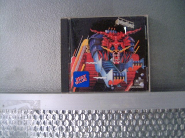 JUDAS PRIEST defenders of the faith CD 1984 HEAVY METAL
