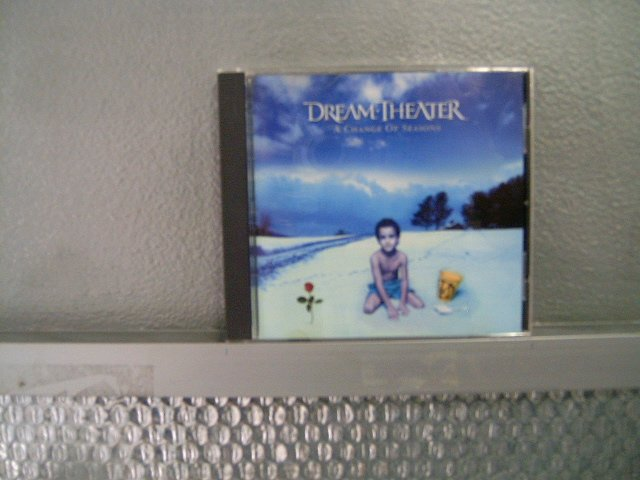 DREAM THEATER a change of seasons CD 1995 PROGRESSIVE METAL ROCK