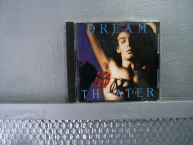 DREAM THEATER when dream and day unite CD 1989 PROGRESSIVE METAL ROCK