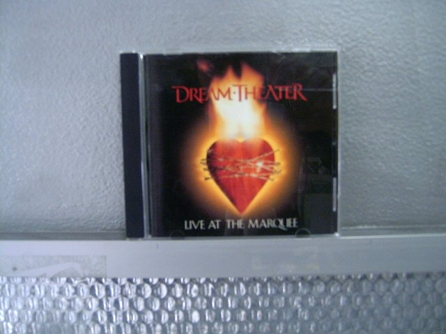 DREAM THEATER live at the marquee CD 1993 PROGRESSIVE METAL ROCK