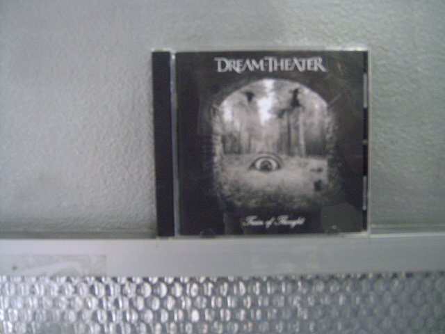 DREAM THEATER train of thought CD 2003 PROGRESSIVE METAL ROCK