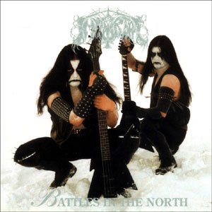 IMMORTAL battles in the north DIGIPACK CD 1995 BLACK METAL
