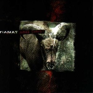 TIAMAT judas christ CD 2002 GOTHIC ROCK METAL