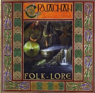 CRUACHAN folklore CD 200? FOLK METAL