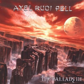 AXEL RUDI PELL the ballads 3 CD 2004 HARD ROCK