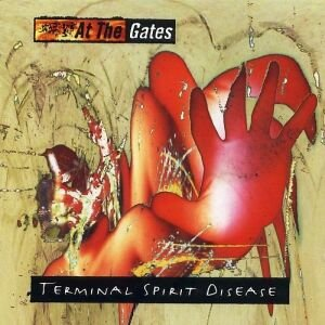 AT THE GATES terminal spirit desease CD 1994 DEATH THRASH METAL