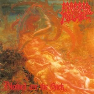 MORBID ANGEL blessed are the sick CD 1991 DEATH METAL