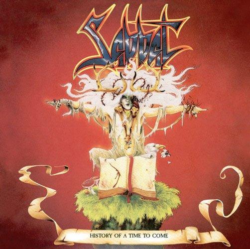 SABBAT history of a time to come CD 1988 THRASH METAL