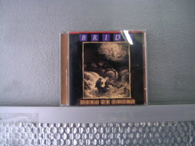 BRIDE show no mercy CD 1988 HARD ROCK (WHITE METAL)