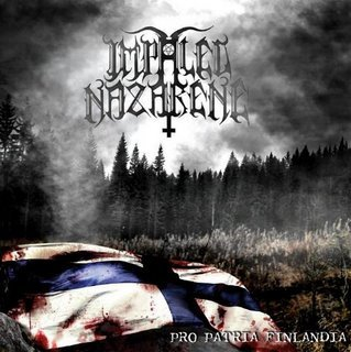 IMPALED NAZARENE pro patria finlandia CD 2006 BLACK METAL