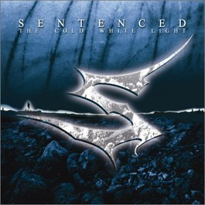 SENTENCED the cold white light CD 2002 GOTHIC METAL ROCK