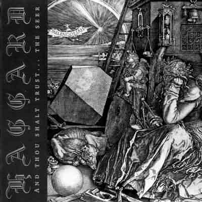 HAGGARD and thou shalt trust...the seer CD 1997 SYMPHONIC GOTHIC DEATH METAL