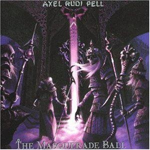 AXEL RUDI PELL the maquerade ball CD 2000 HARD HEAVY METAL