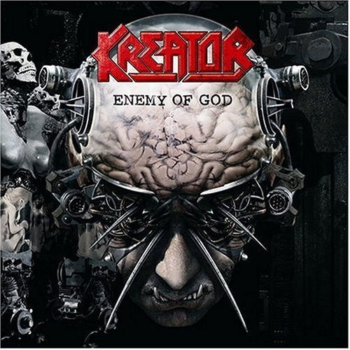 KREATOR enemy of god CD 2005 THRASH METAL
