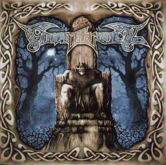 FINNTROLL nattfödd CD 2004 FOLK METAL