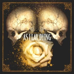 AS I LAY DYING a long march CD 2006 METAL CORE