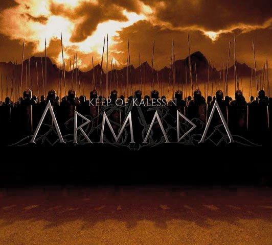 KEEP OF KALESSIN armada CD 2006 BLACK METAL