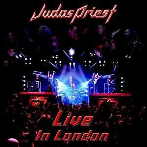 JUDAS PRIEST live in london 2CD 2003 HEAVY METAL