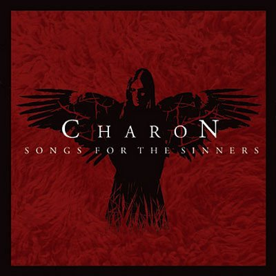 CHARON songs fot the sinners CD 2005 GOTHIC METAL ROCK