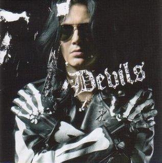 THE 69 EYES devils CD 2004 GOTHIC ROCK