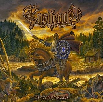 ENSIFERUM victory songs CD 2007 VIKING METAL
