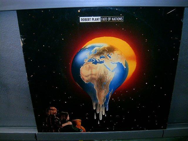 ROBERT PLANT fate of nations LP 1993 ROCK EXCELENTE MUITO RARO VINIL