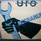 UFO mechanix LP 1982 ROCK*