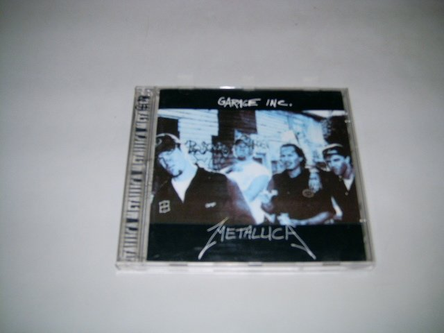 METALLICA garage inc 2CD 1998 HEAVY METAL