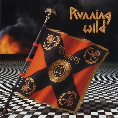 RUNNING WILD victory CD 1999 HEAVY METAL