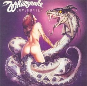 WHITESNAKE love hunter CD ? HARD ROCK
