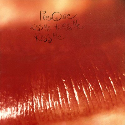 THE CURE kiss me kiss me kiss me CD 1987 ALTERNATIVE GOTHIC ROCK