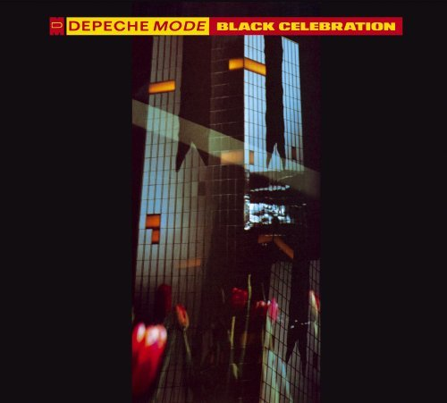 DEPECHE MODE black celebration CD 1986 SYNTH POP