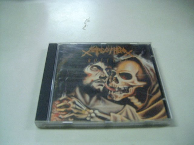 SARC�FAGO rotting CD 1989 DEATH METAL**