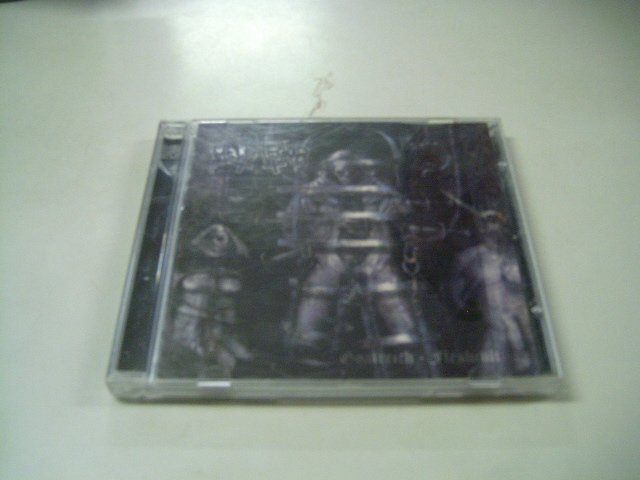 BELPHEGOR goatreich - fleshcult CD 2004 BRUTAL DEATH METAL