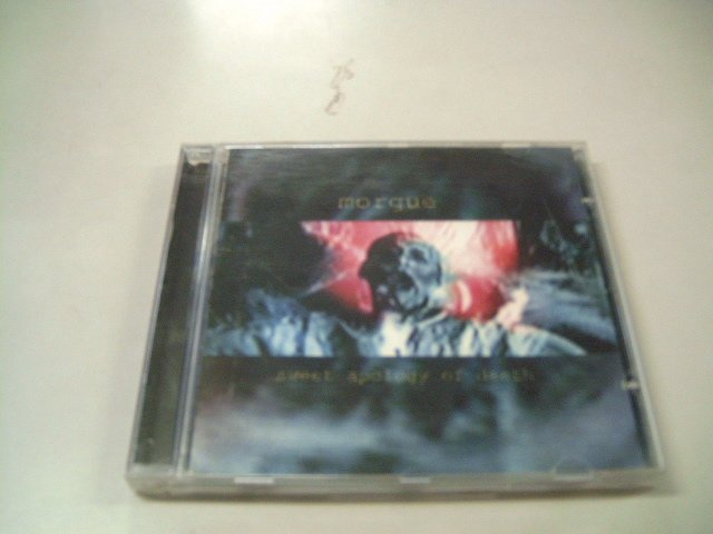 MORGUE sweet apology of death CD 1997 DEATH METAL