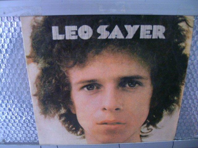 LEO SAYER silverbird LP 1974 ROCK MUITO RARO VINIL